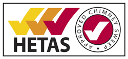 HETAS Approved Chimney Sweep