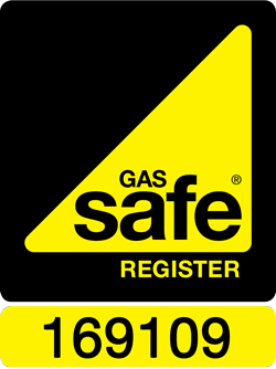 Gas Safe Registered 169109
