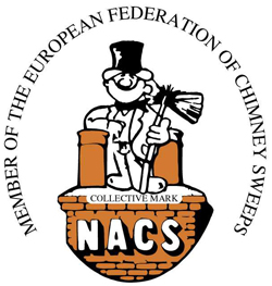 Member of the European Federation Of Chimney Sweeps NACS